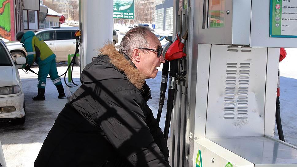 Теперь и Счетная палата прогнозирует новый скачок цен на бензин