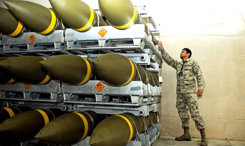 Зачем США перебросили в Германию 100 контейнеров с боеприпасами