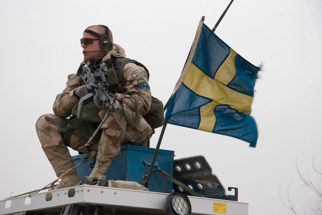 Швеция передумала воевать с Россией?