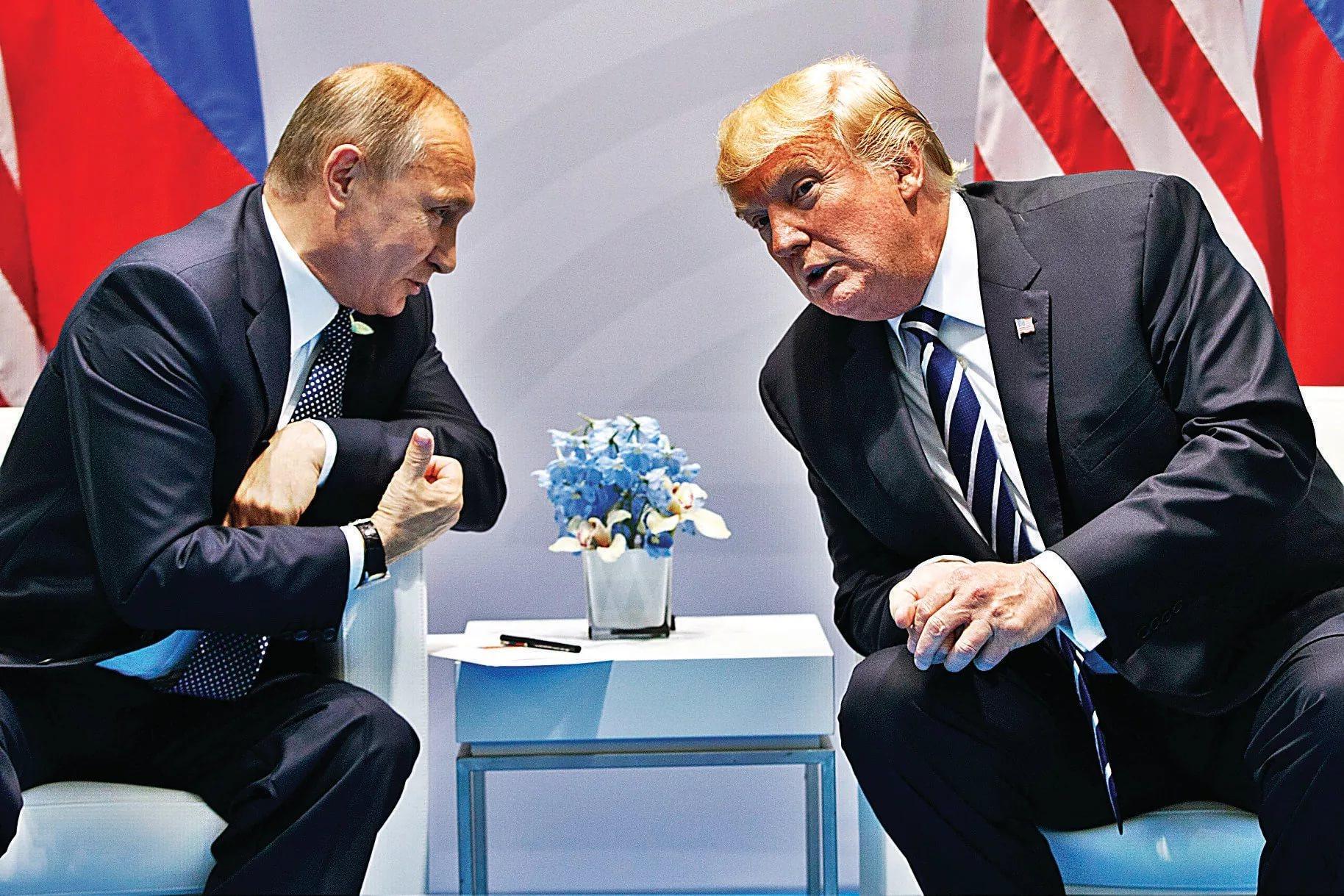 Выяснилось, почему Трамп не поздравил Путина