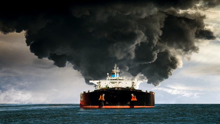 Атака на иранский танкер: Тр…