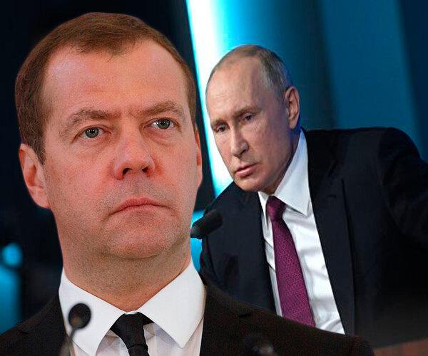 Путин: социализм в России невозможен, потому что достойную политику проводит правительство Медведева