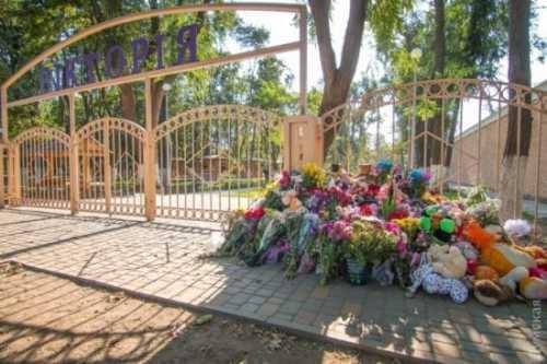 Одесса: трагедия, мужество и подвиг, сволота и гопота