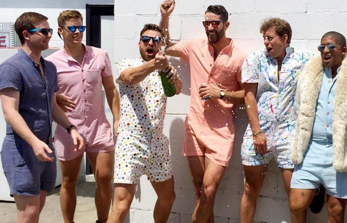 Мода, что ты творишь или мужские комбинезоны 2017