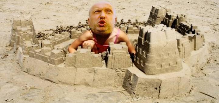 Песочные крепости пастора Турчинова
