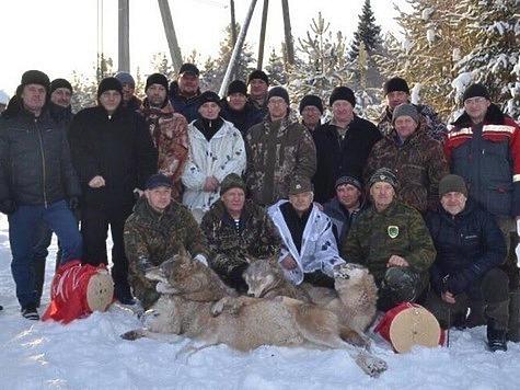 Кировские охотники ликвидиро…