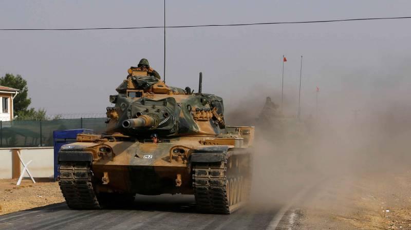 Штурм Африна как решение проблем России при помощи турецкой крови
