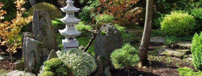 Японский сад камней — раскрытие азов восточной стилистики