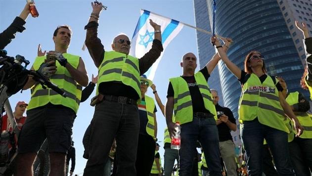 В Израиле начались протесты …