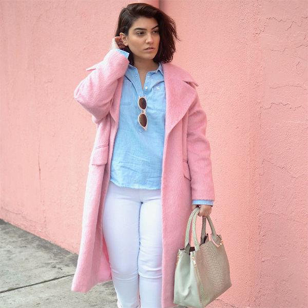 Пять фасонов пальто, которые идеально подойдут девушкам plus size