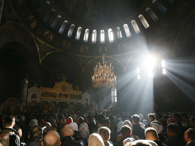 «Киевский патриархат» включил в титул предстоятеля Киево-Печерскую лавру