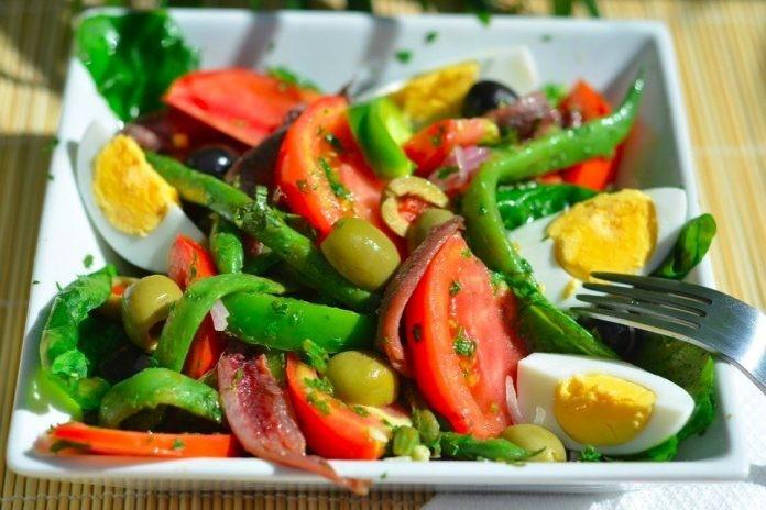 Салат Нисуаз — салат, которы…