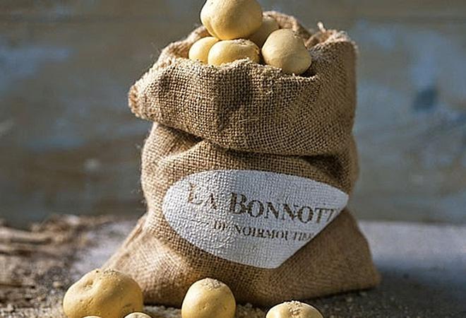 Как выращивают самый дорогой картофель в мире
