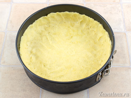 Цветаевский пирог с клубникой — 7 шаг
