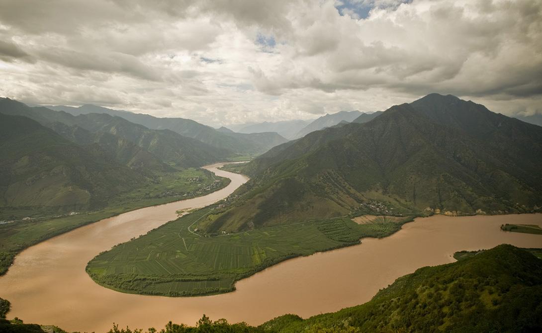 Самые длинные реки планеты