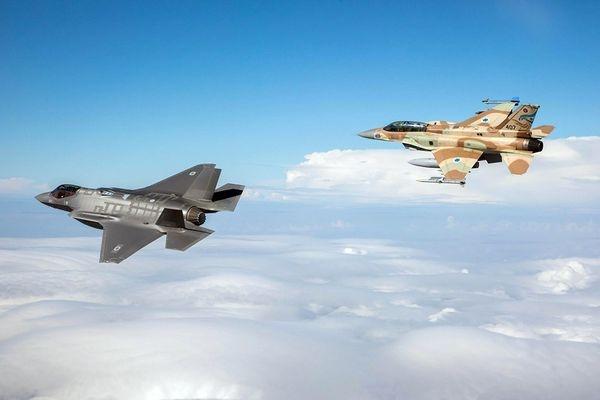 ВВС Израиля вновь атаковали объекты всекторе Газа