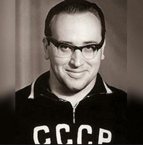 Непревзойдённый рекорд советского силача
