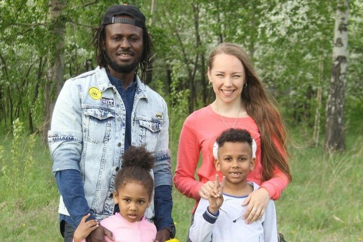 темнокожий омич о жизни в Сибири