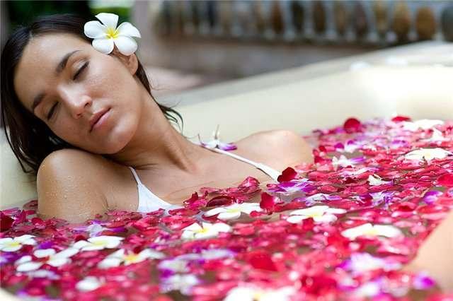 Полезные свойства ванн для тела