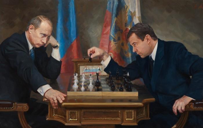 Большинство россиян за отставку правительства Медведева