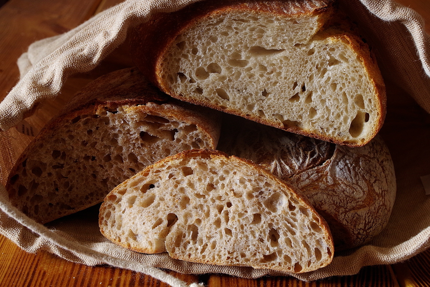 Как лучше хранить хлеб