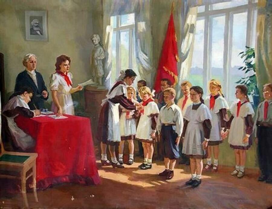 «Ужасы» советской школы
