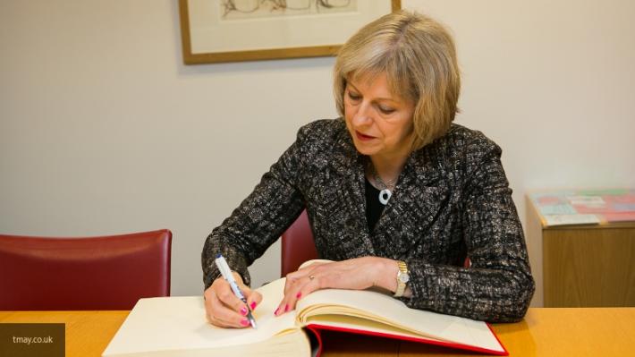 Мэй назвала свой план Brexit единственно верным