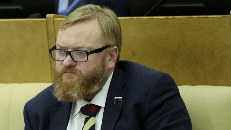 Милонов обругал творчество Шнура
