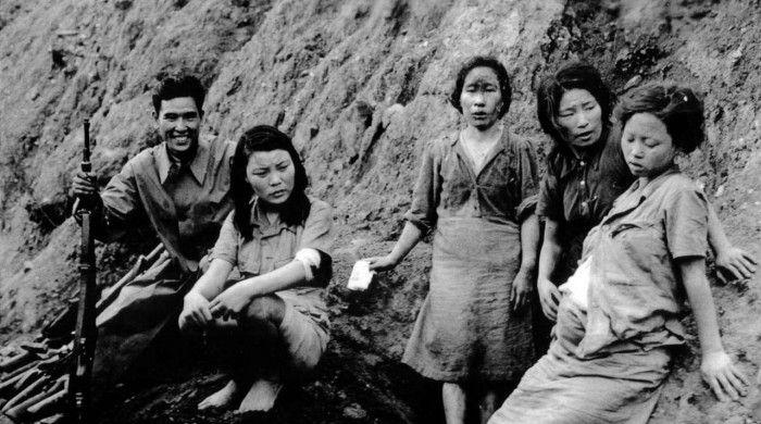 Станции утешения: что делали японские солдаты с пленными женщинами (видео)