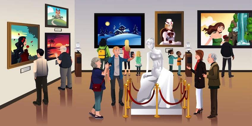 Самые популярные европейские музеи