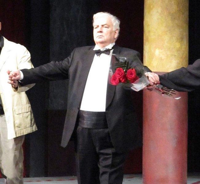 Стала известна вероятная причина смерти ведущего актера Театра сатиры Михаила Державина