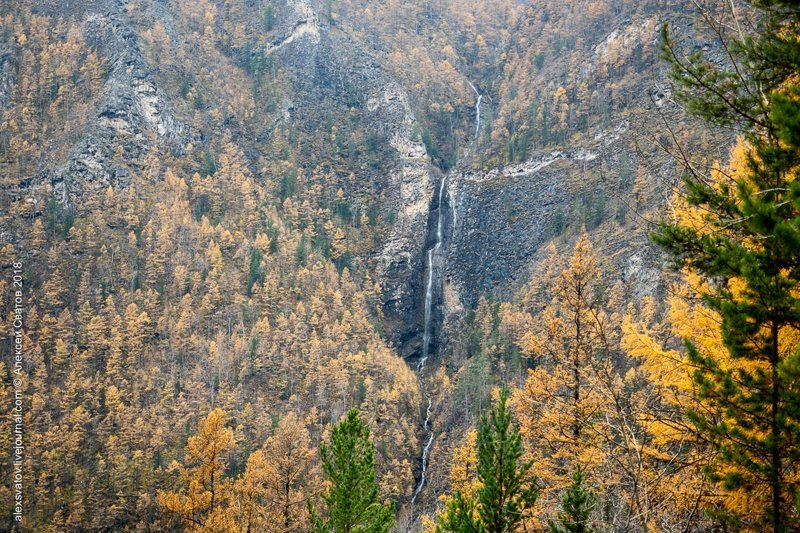 Тайна Аллинских водопадов путешествия, факты, фото