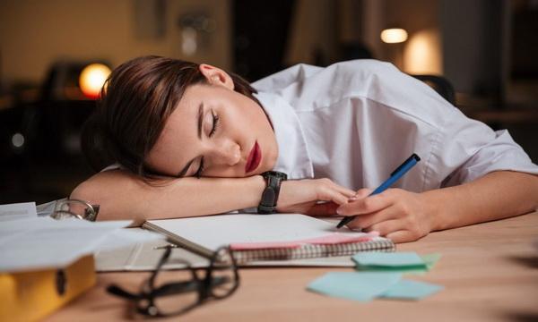 Причина хронической усталости