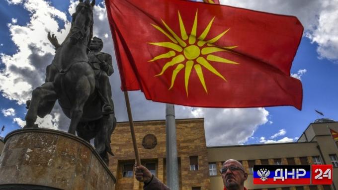 Парламент Македонии начал процесс переименования страны