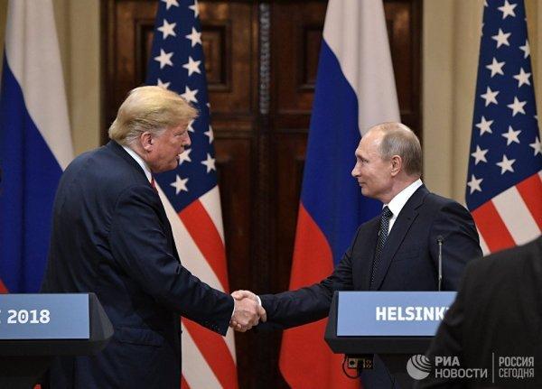 Можно ли верить переводчикам Трампа и Путина