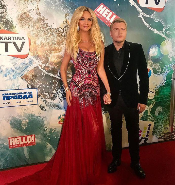 Николай Басков и Виктория Лопырева позвали свидетелями на свадьбу Валерию и Иосифа Пригожина