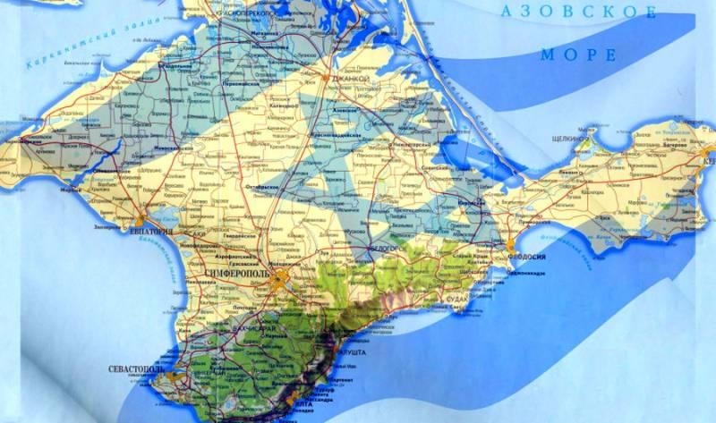 40 тысяч евреев хотят двинутся на Крым