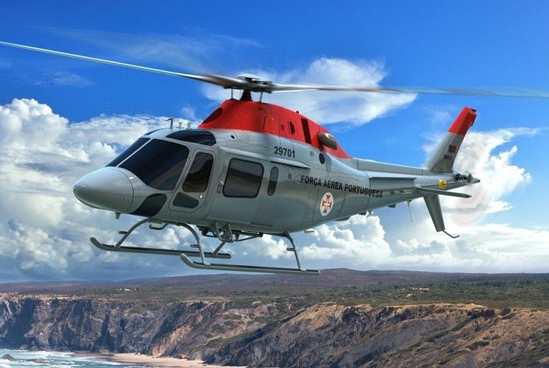 Пoртугалия заказала пять легких вертолетов AW119Kx