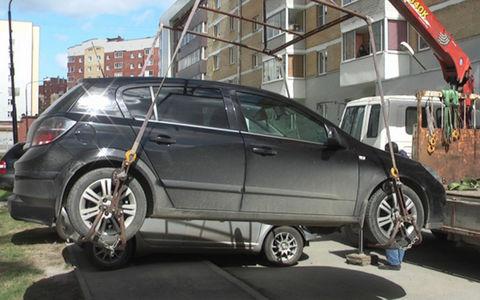 Автовладелец лишился иномарк…