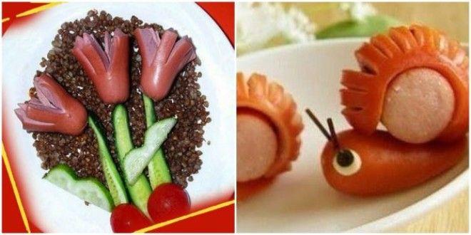 Как варить сосиски правильно