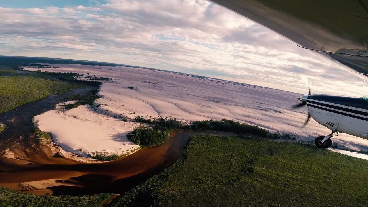 Песчаные дюны в тайге — уникальная геологическая странность