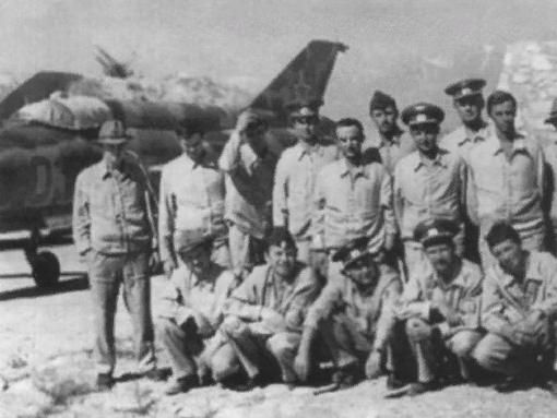 Советский летчик вернется домой