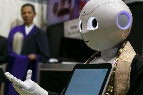 """В Хьюстоне заявили о создании """"искусственной кожи для роботов"""""""