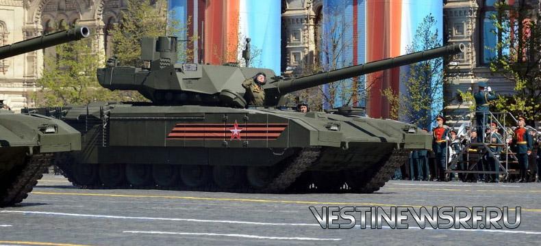 Американские СМИ рассказали, в чем российский Т-14 «Армата» превосходит американский «Абрамс»