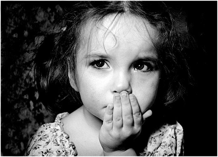 Основные страхи наших детей