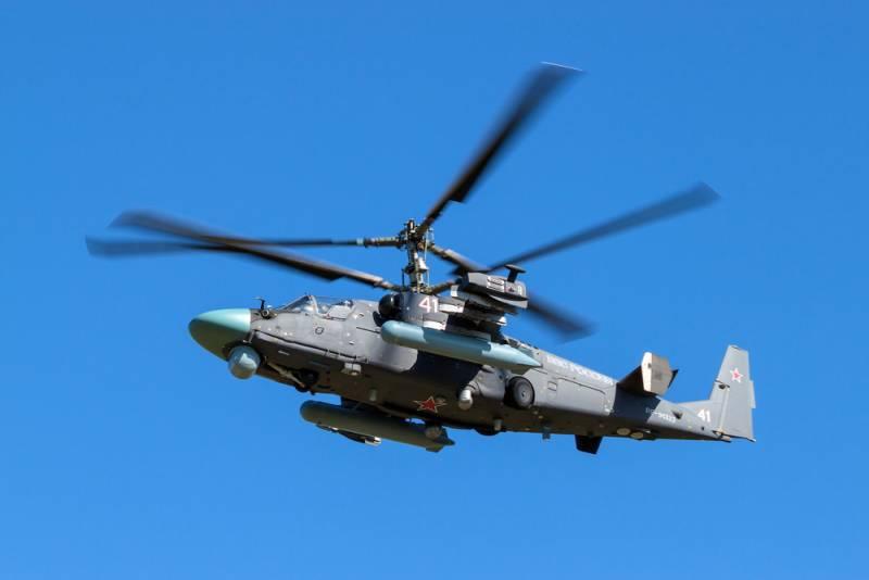Российские вертолёты получат…
