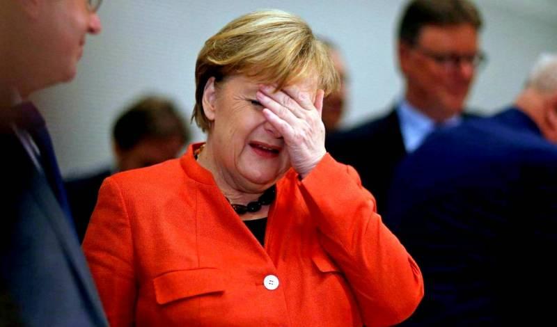 «Черная метка» для канцлера: Меркель уберут по-тихому