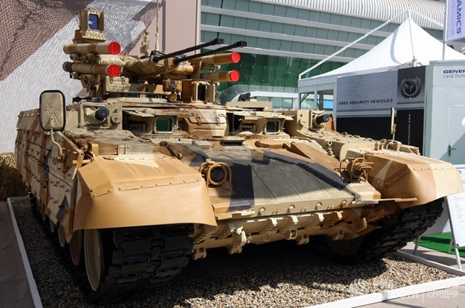 Грядёт схватка «Терминаторов»? Сирия и Израиль собираются закупать российскую БМПТ