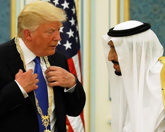Визит Трампа в Саудовскую Аравию: Россия напугана