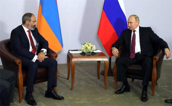 РФ поставила Армении вооружение на 200 млн долларов под собственный кредит